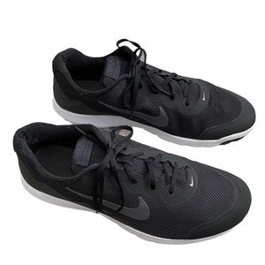 Nike Flex Black Runner Sneaker Shoes Size 15W US